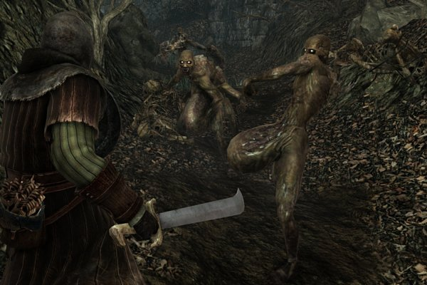 No, Thanks: Dark Souls 2 Doesn't Need a Lower Difficulty