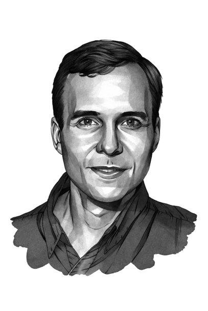 John Kovac TIME 100