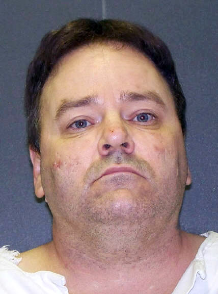 This handout image provided by the Texas Department of Criminal Justice shows convicted killer Tommy Lynn Sells, April 3, 2014.