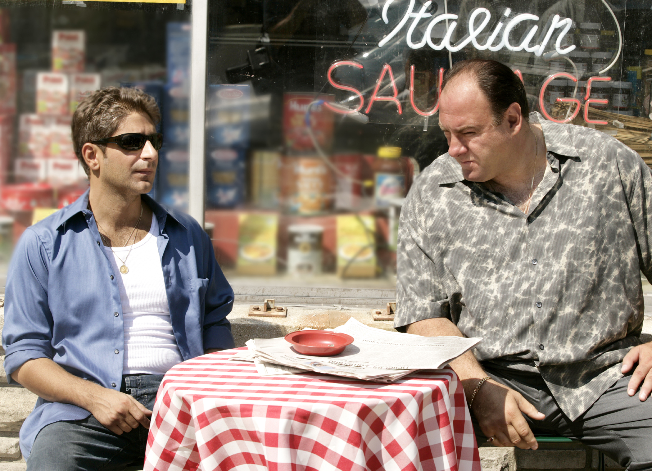 A deal with Amazon Prime makes archival series like The Sopranos a bigger part of the all-you-can-eat streaming buffet.