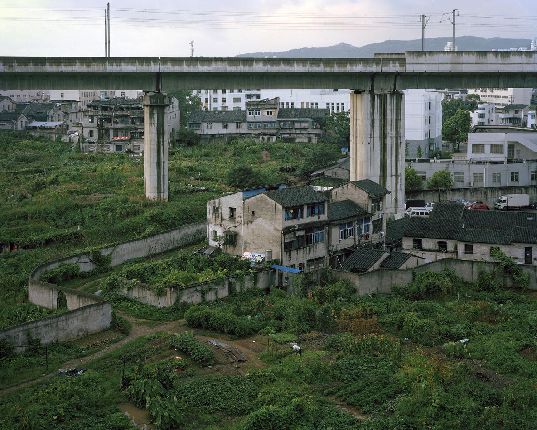 Gardens, Wenzhou Zejiang, 2012