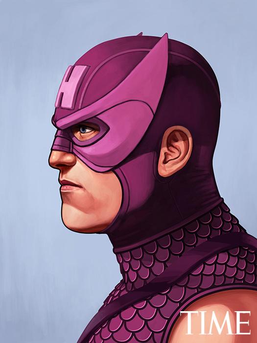 Exclusive: Hawkeye