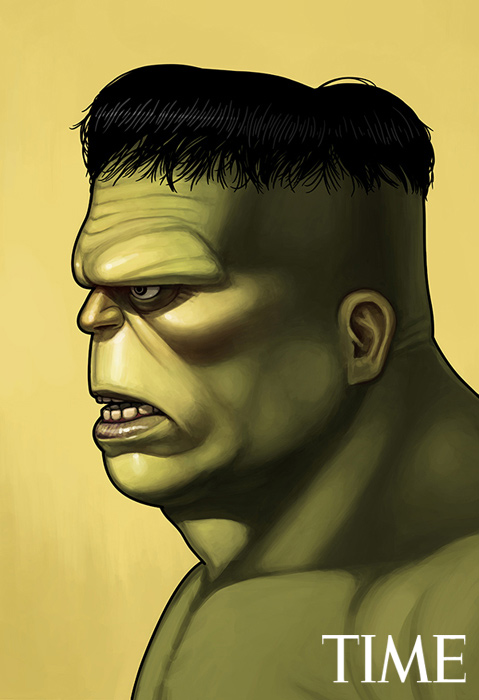 Exclusive: Hulk