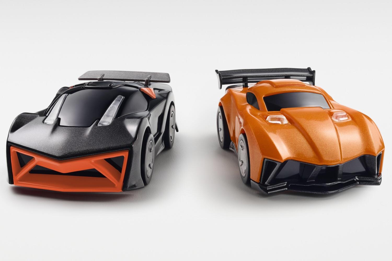 Anki's new cars, Corax and Hadion