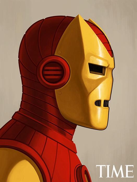 Exclusive: Iron Man