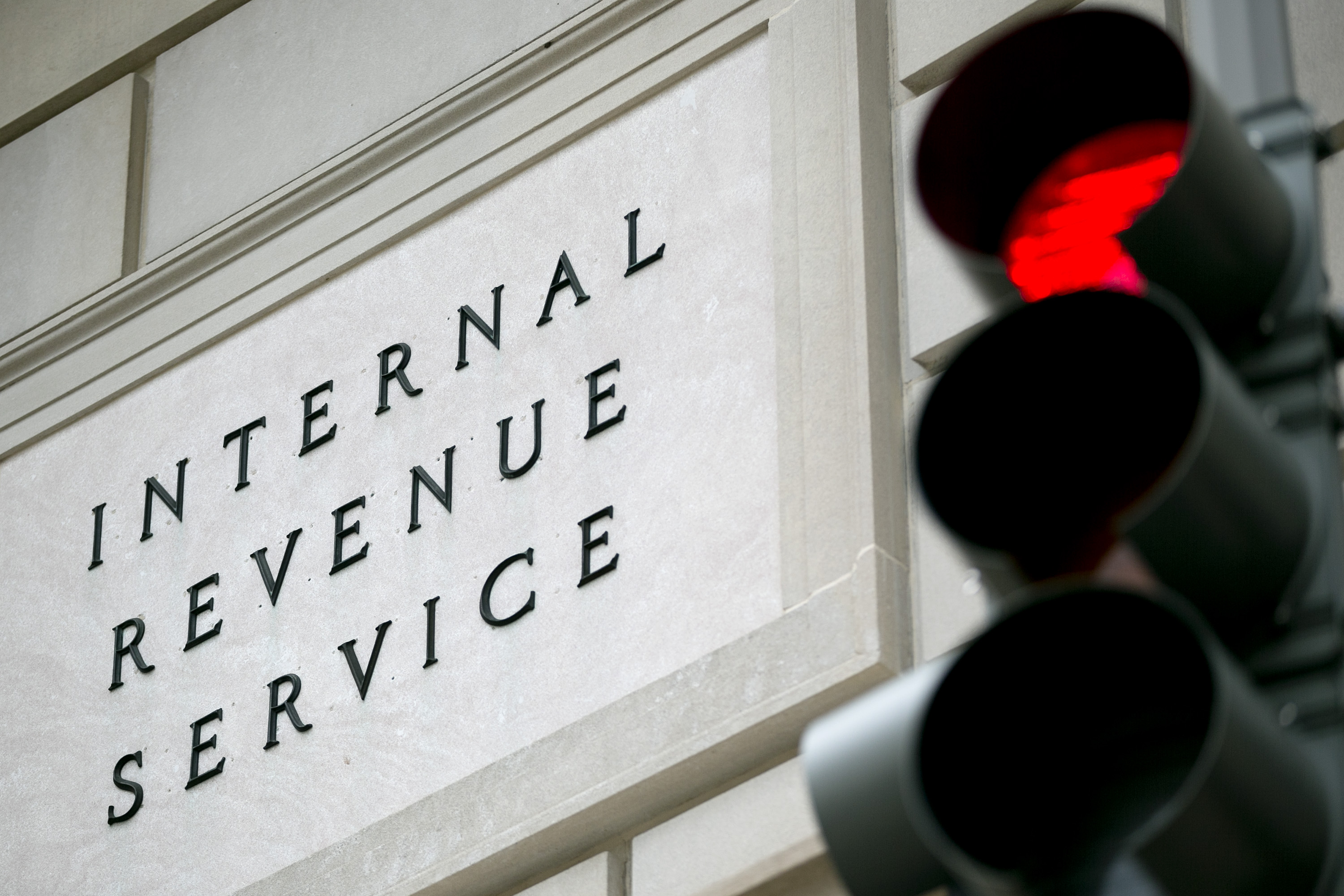 The Internal Revenue Service (IRS) building stands in Washington, D.C., U.S., May 15, 2013.