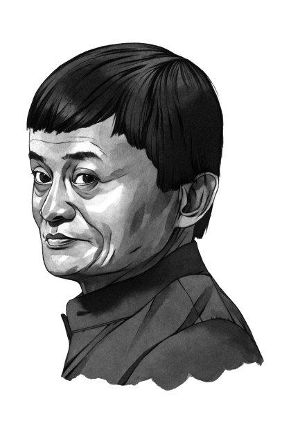 Jack Ma TIME 100