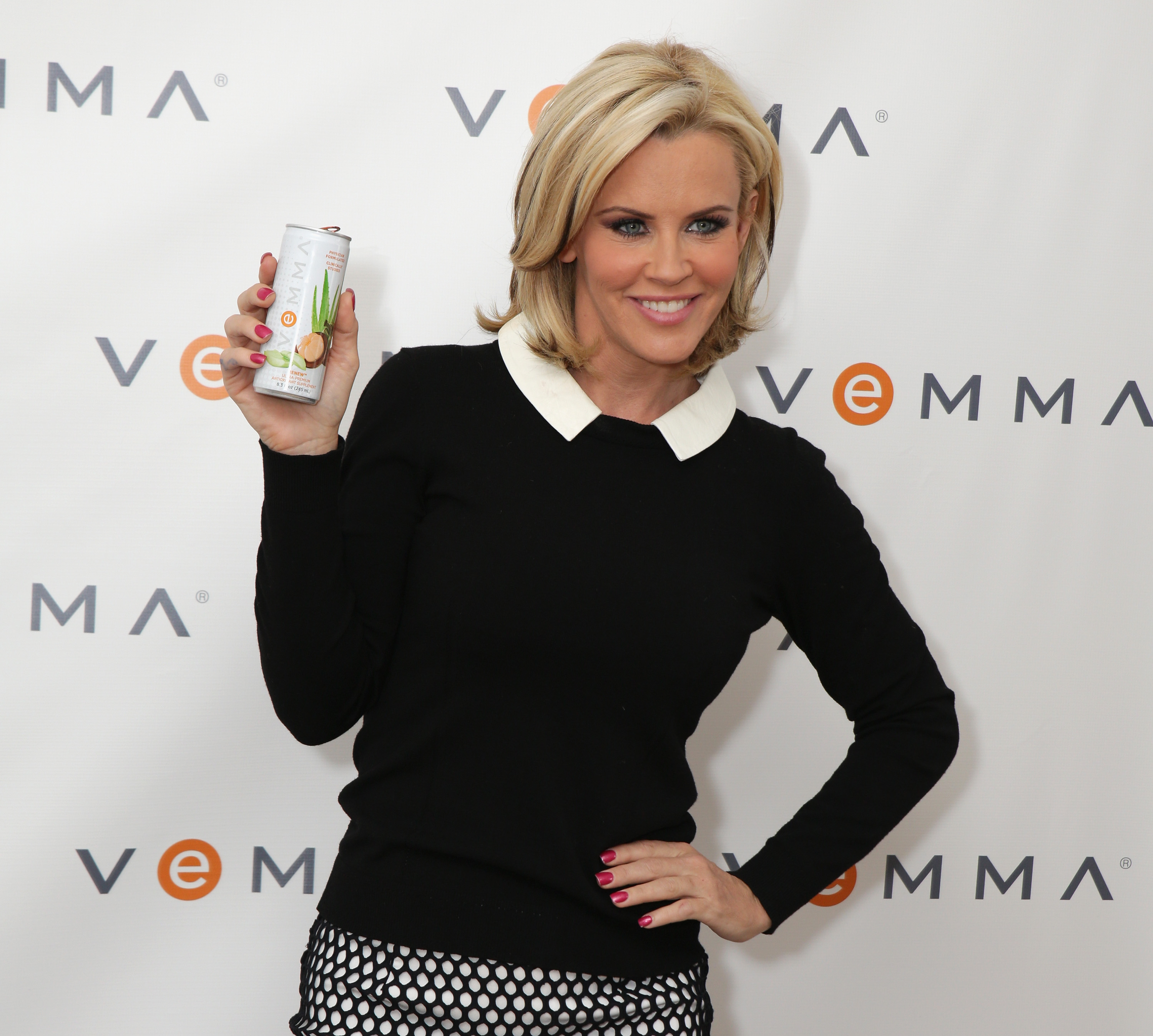 Jenny McCarthy hawking something that is not, for once, bad science.