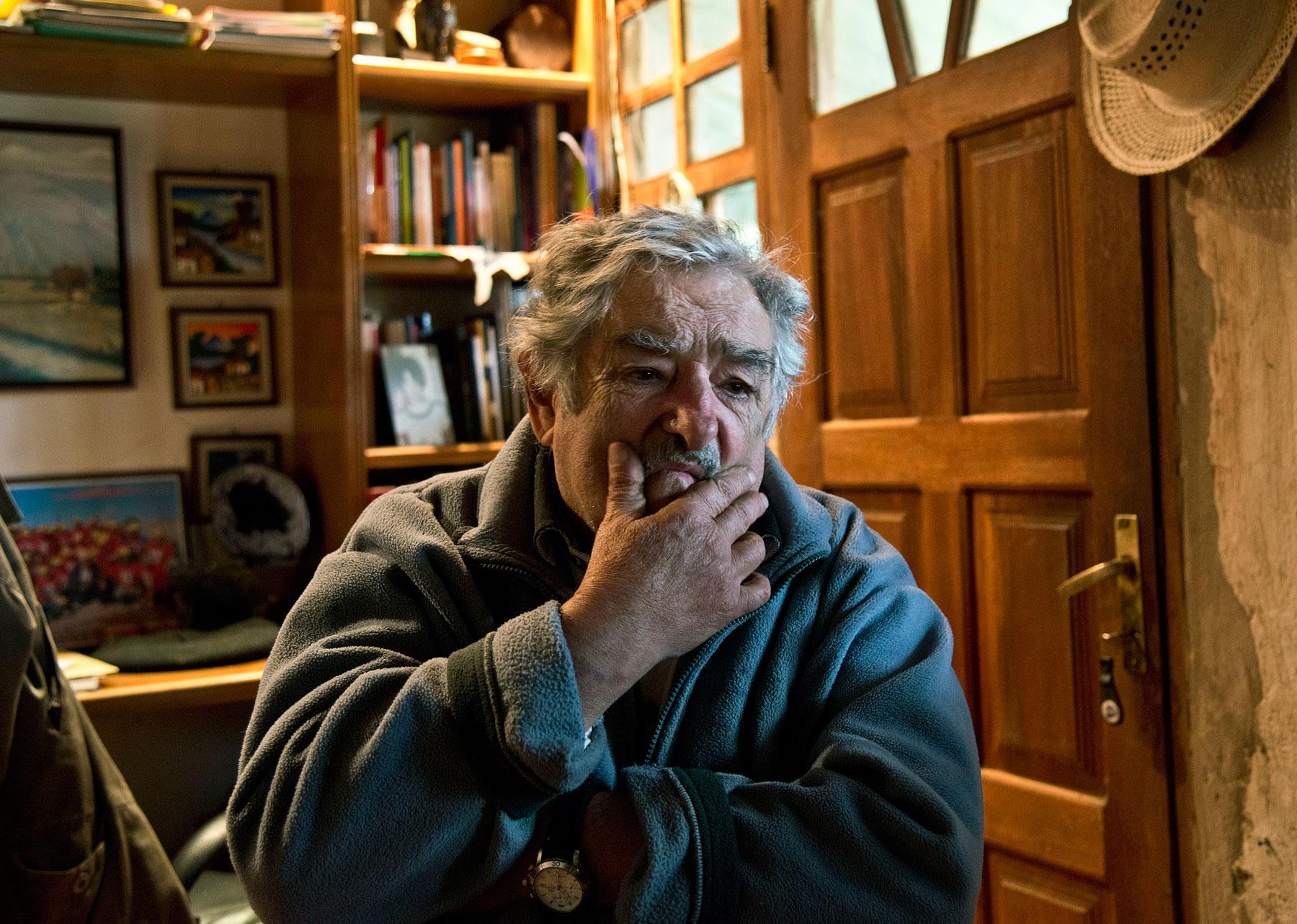 José Mujica by Meghan McCain: TIME 100 | Time