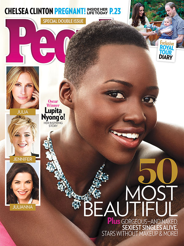 Beyonce Lupita Nyongo On The Covers Of Time People Is A