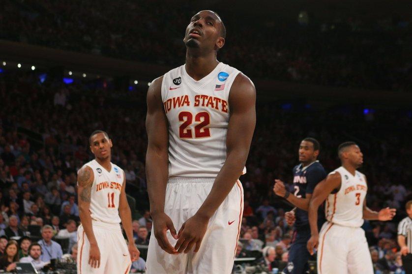 NCAA Basketball: NCAA Tournament-East Regional-Connecticut vs Iowa State