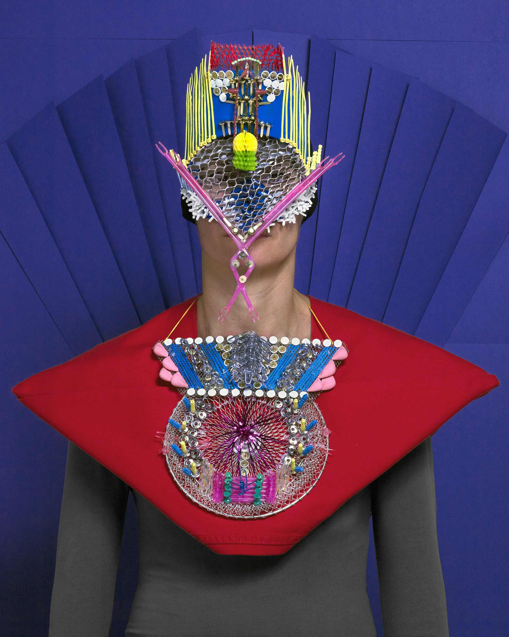 Armure #5, from the series Armure, 2013