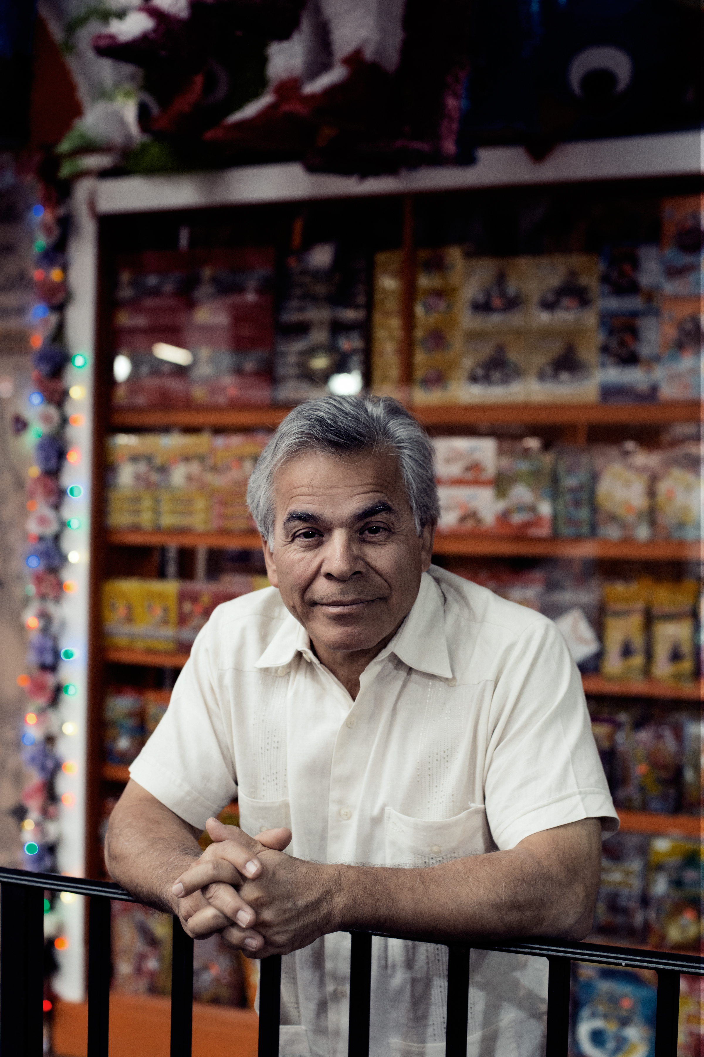 José de Jesús Legaspi, a Mexican impresario and owner of La Gran Plaza mall outside Fort Worth, Texas. Legaspi's business is focused on converting dying American mall spaces and converting them to shopping centers tailored to the Hispanic, specifically the Mexican/American market.