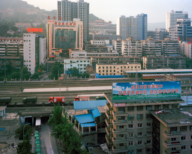 New Trucks, Baoji Shaanxi, 2012