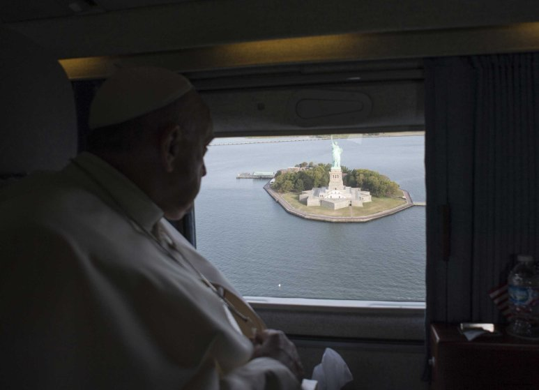 Pope Francis US visit