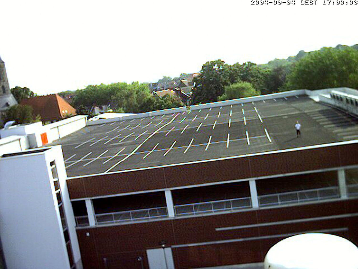 Roof Parking Deck, Werne, Germany, 2004