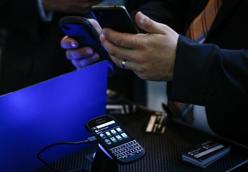 Blackberry may kill off its handset business if it doesn't start making more money.