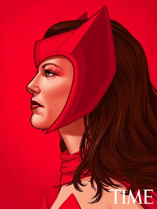 Bonus Exclusive: Scarlet Witch