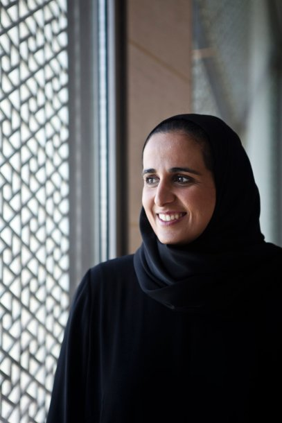 Sheika al-Mayassa bint Hamad bin Khalifa al-Thani TIME 100