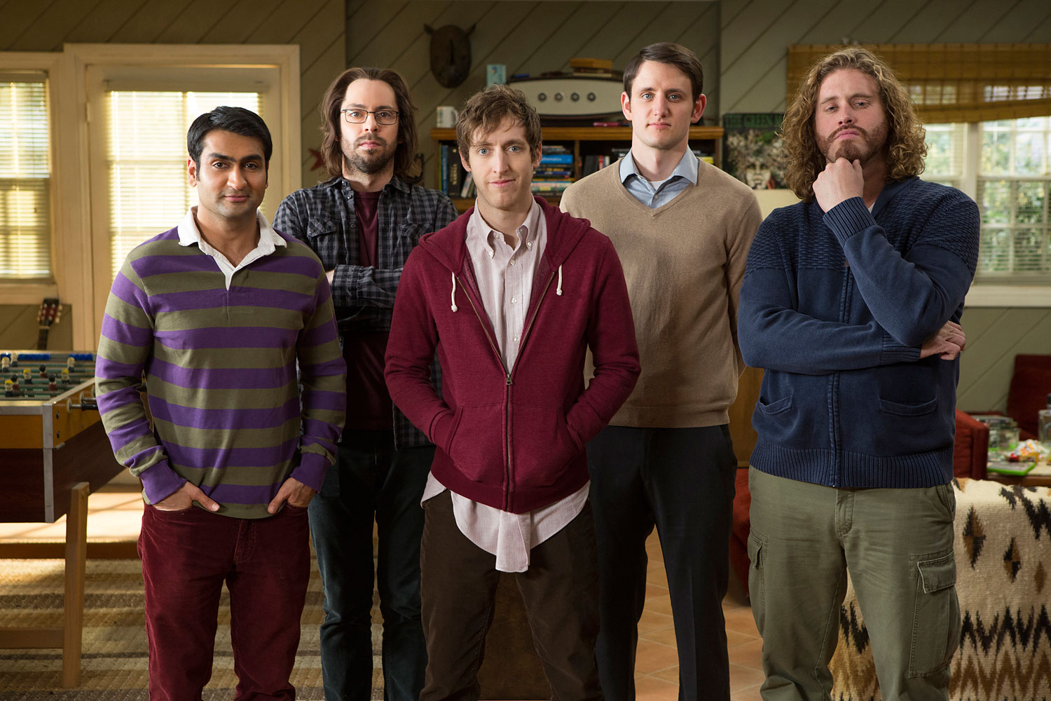 Episode 1 of HBO's Silicon Valley