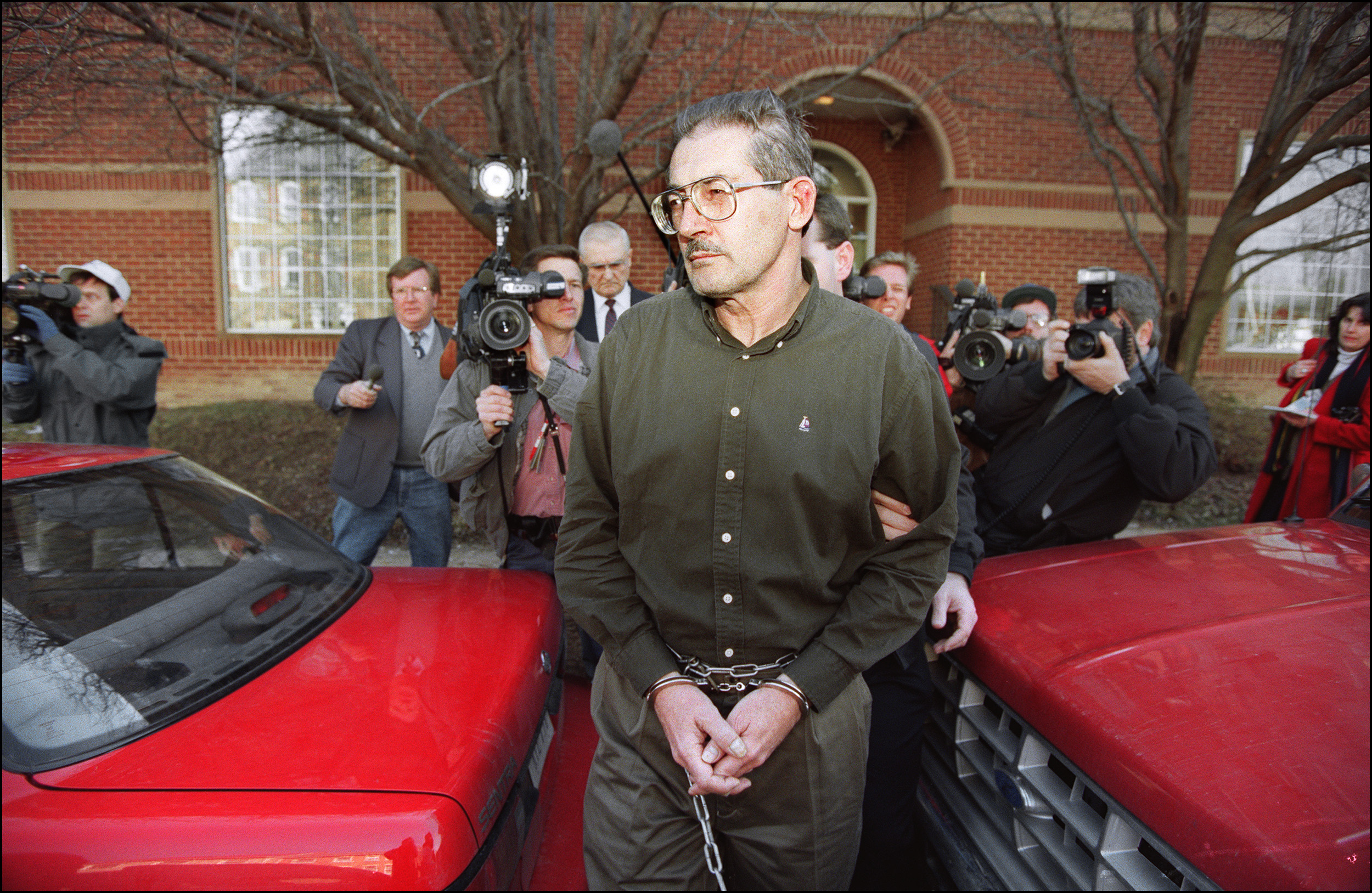 As a CIA officer, Aldrich Ames  was responsible for recruiting Russian officers. In an ironic twist, Ames revealed the identities of some of the Russian agents recruited by the U.S.—some were arrested and executed by the KGB.  Ames was paid over $1.8 million by the Soviets during his four years as a spy. He's currently serving a life sentence in Pennsylvania.