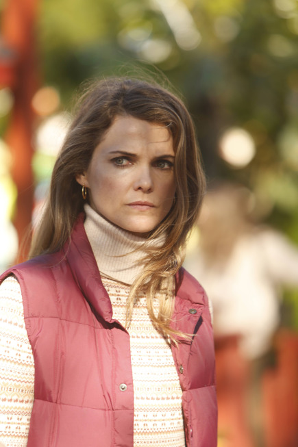 Keri Russell as Elizabeth  Jennings on The Americans