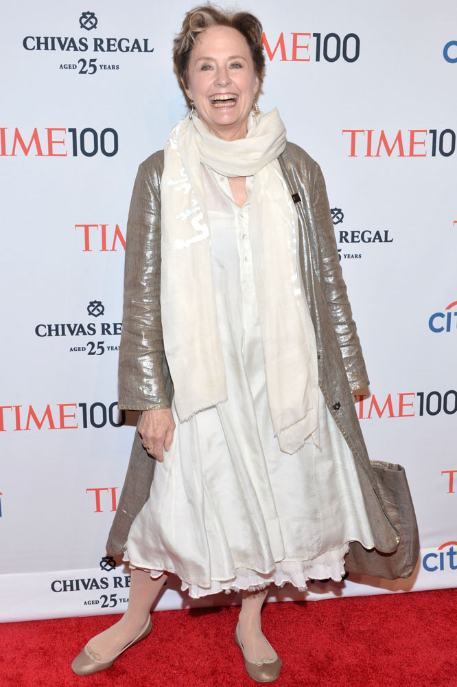 Honoree Alice Waters attends the TIME 100 Gala, TIME's 100 most influential people in the world, at Jazz at Lincoln Center on April 29, 2014 in New York City.