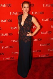 Honoree Amy Adams at the Time 100 Gala at Jazz at Lincoln Center in New York on April, 29, 2014.