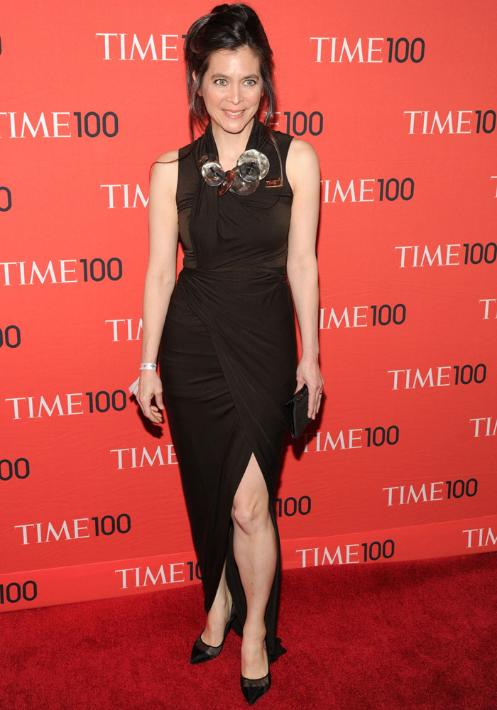 Honoree Diane Paulus attends the TIME 100 Gala, TIME's 100 most influential people in the world at Jazz at Lincoln Center on April 29, 2014 in New York City.