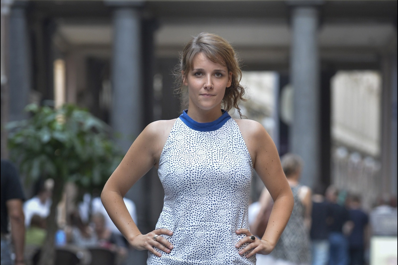 Counteroffensive Sofie Peeters, whose documentary Femme de la Rue prompted a Belgian legislator to draw up an antiharassment bill