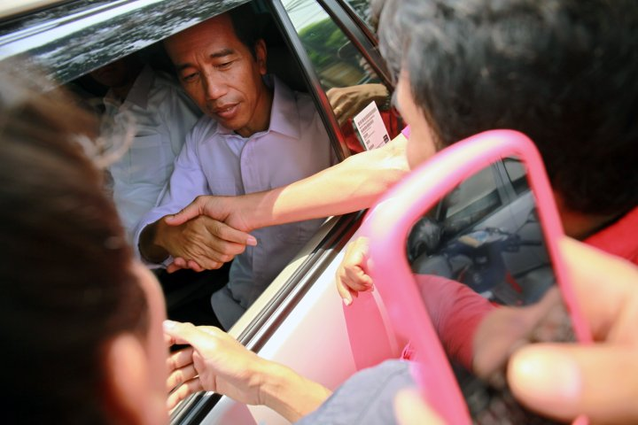 Man of the people But, if he is elected Indonesia's President, will Jokowi  be able to navigate the country's political shoals and reform the economy?
