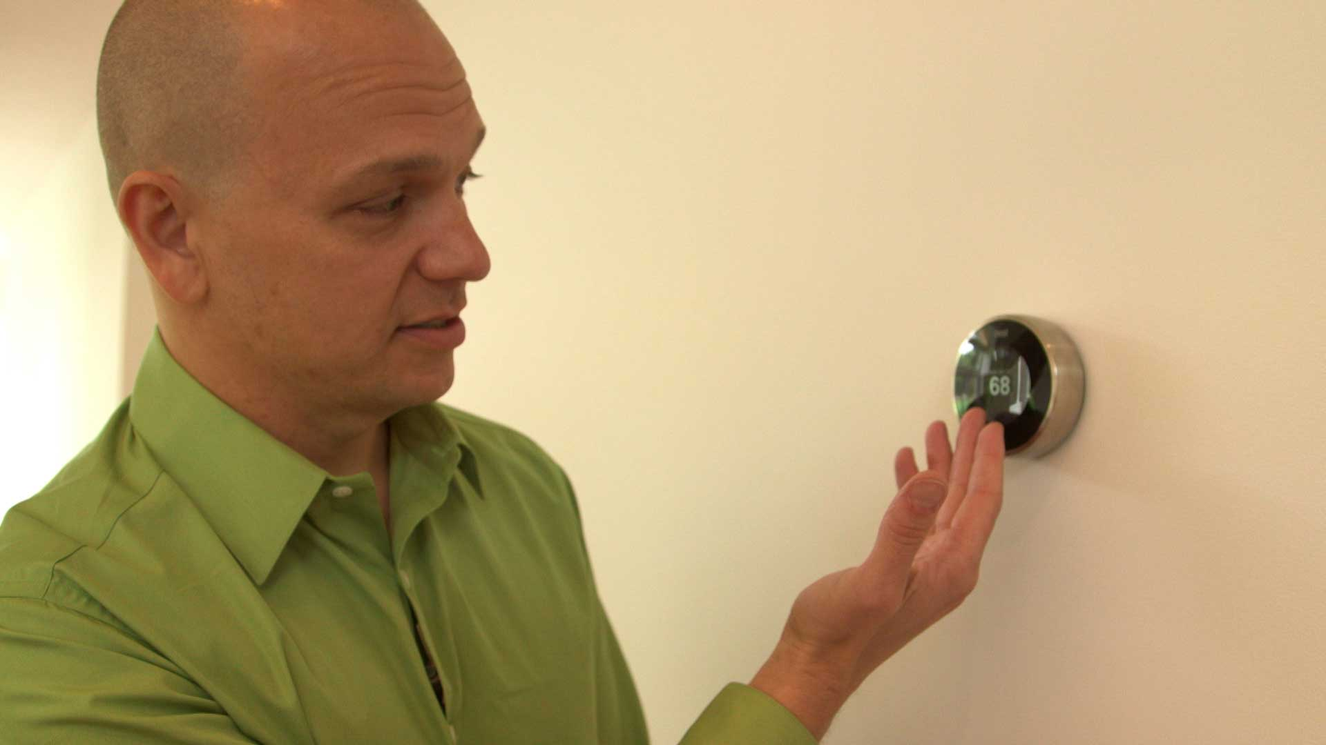 Can a thermostat save the planet?