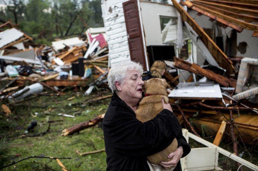 Arkansas Tornado Damage 02