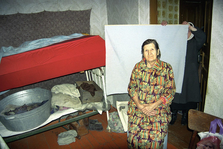 Ukraine, Lugansk City.