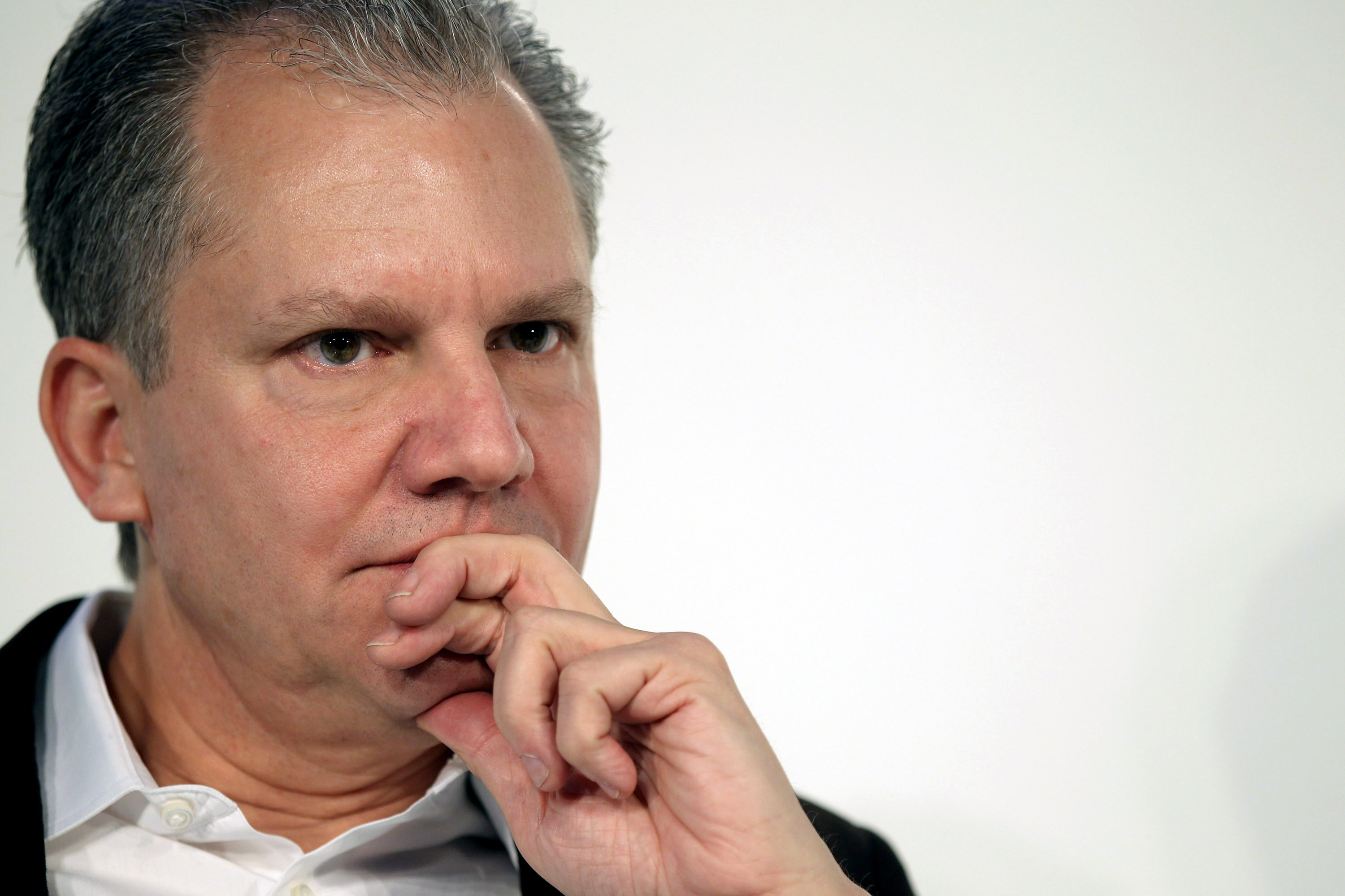 Arthur Sulzberger, chairman and publisher of The New York Times, looks on during the Digital Life Design (DLD) conference