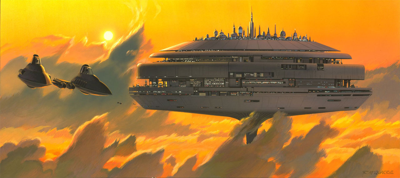 Cloud City of Bespin