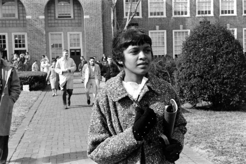 Betty Jean Reed, Norfolk, Va., 1959.