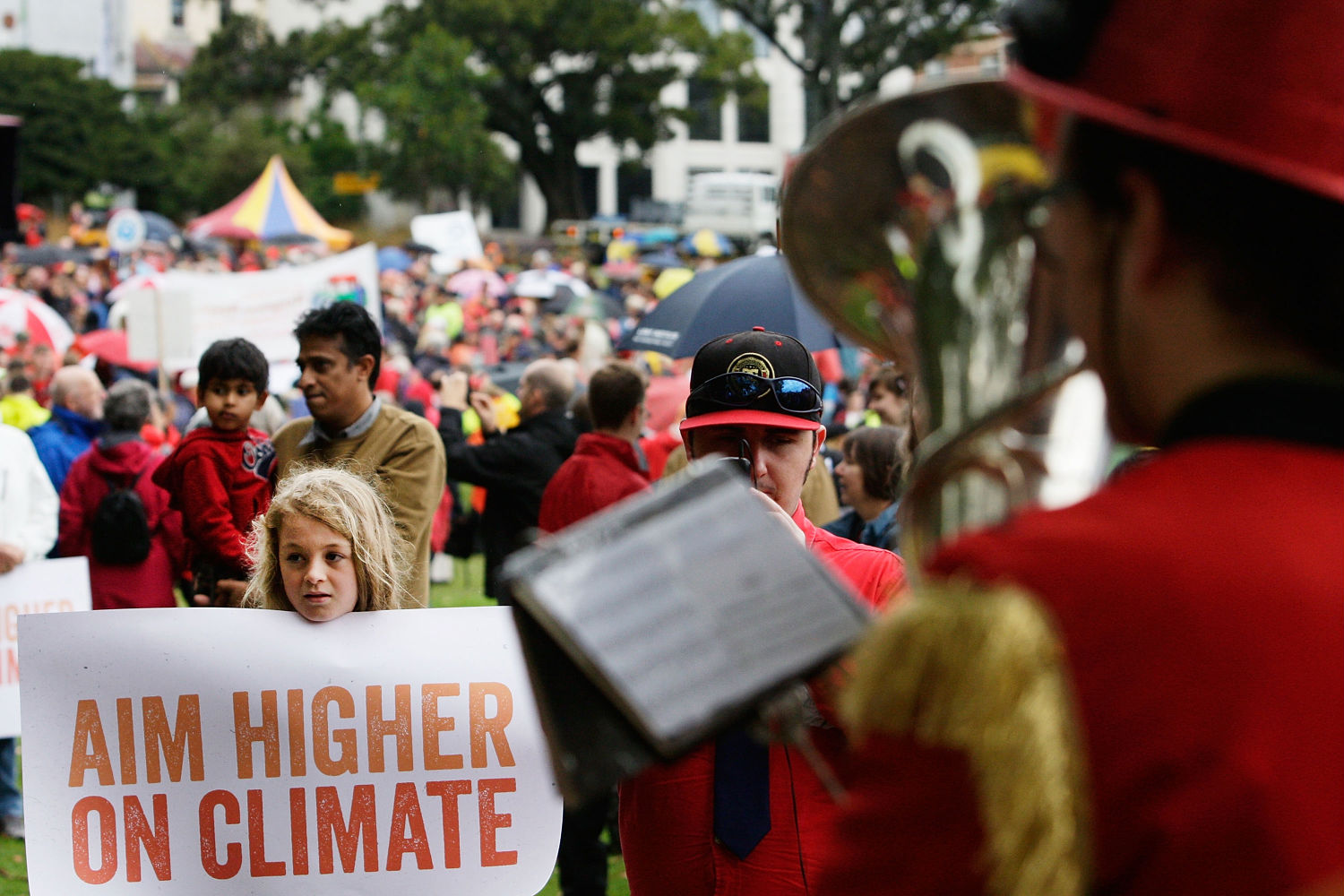 Global warming  may be a more engaging term for activists than  climate change