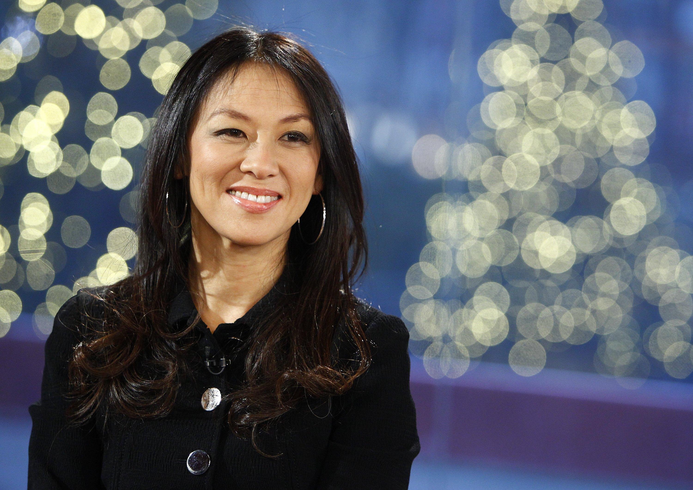 Amy Chua appears on NBC News'  Today  show.