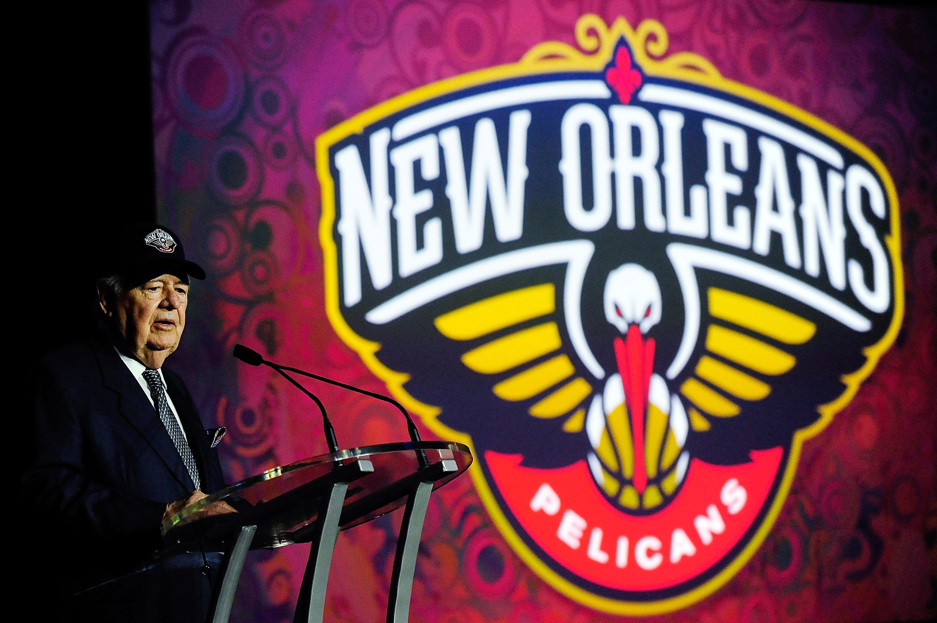 Tom Benson                                                              New Orleans Pelicans                                                              Worth: 1.3 Billion                                                              Forbes Ranking: 386