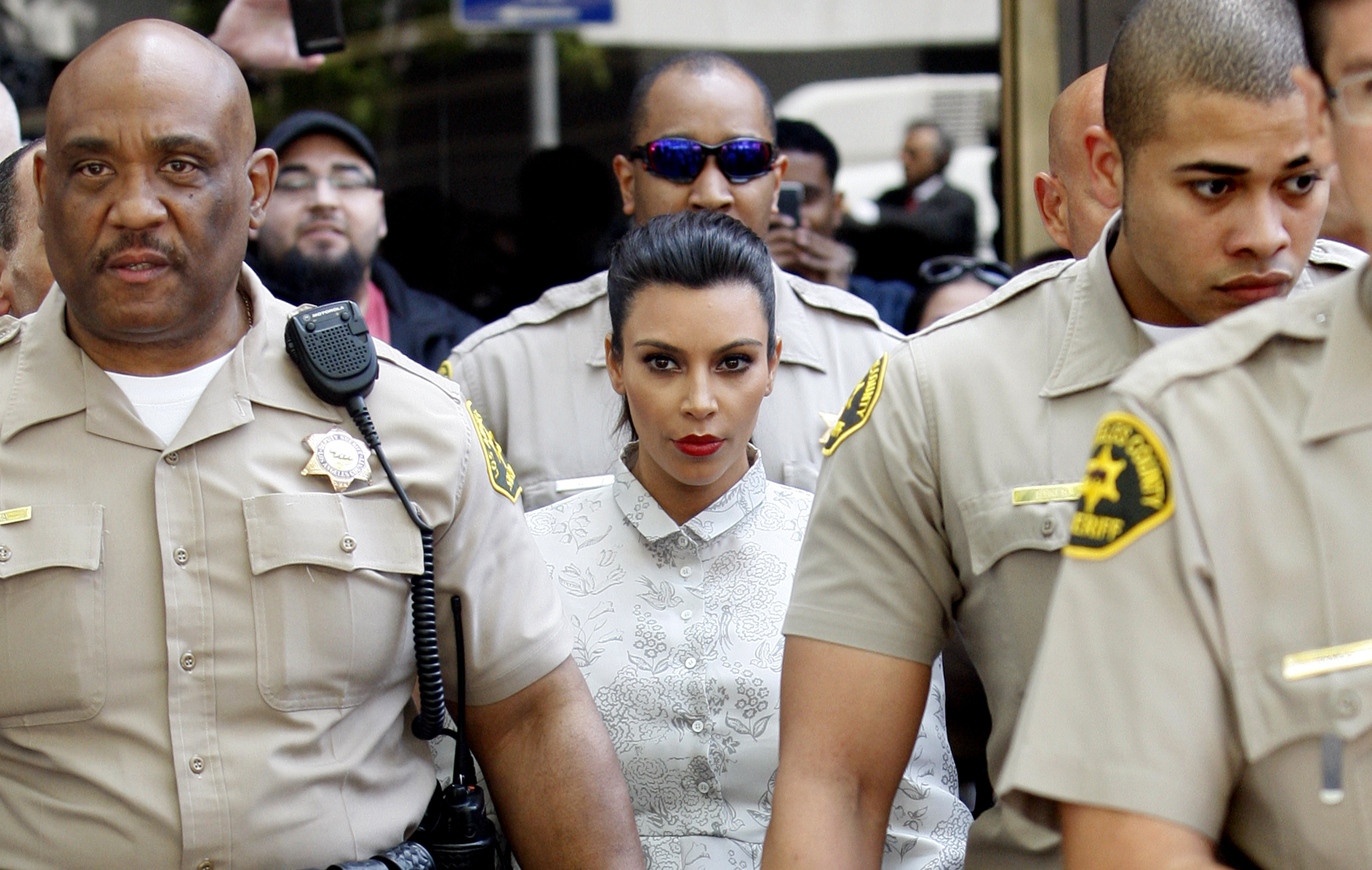 In April 2013, a very pregnant Kim finally got her pesky divorce with Kris Humphries fully sorted.
