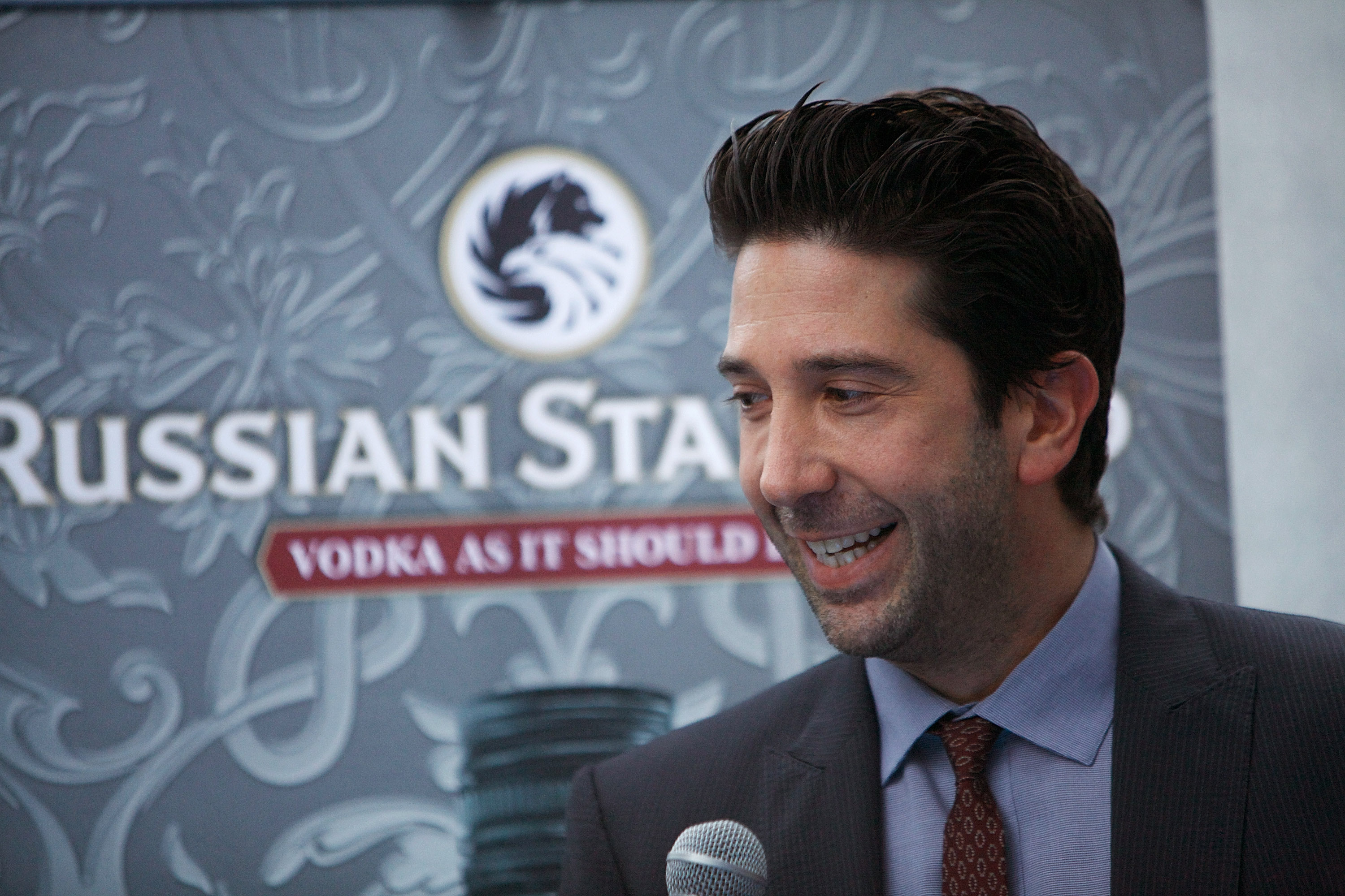 David Schwimmer in Chicago in 2013.