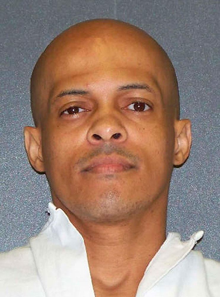 Robert Campbell is pictured in this undated handout photo courtesy of Texas Department of Criminal Justice.