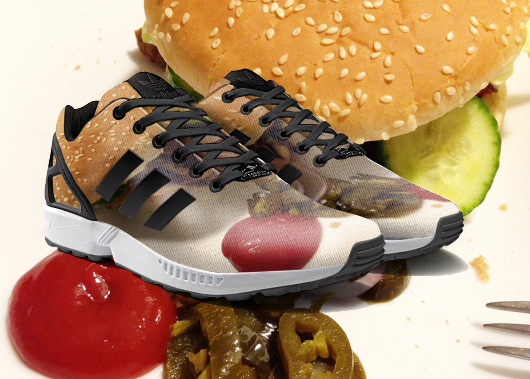 Adidas is letting consumers turn Instagram photos into shoe design