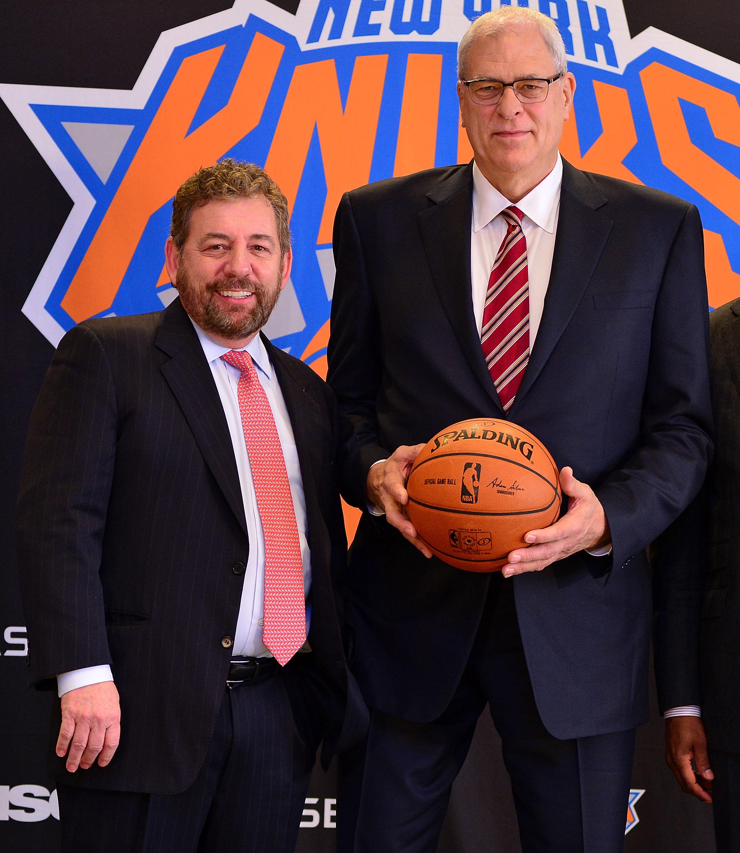 James Dolan                               New York Knicks                                                              Worth: 1.5 Billion