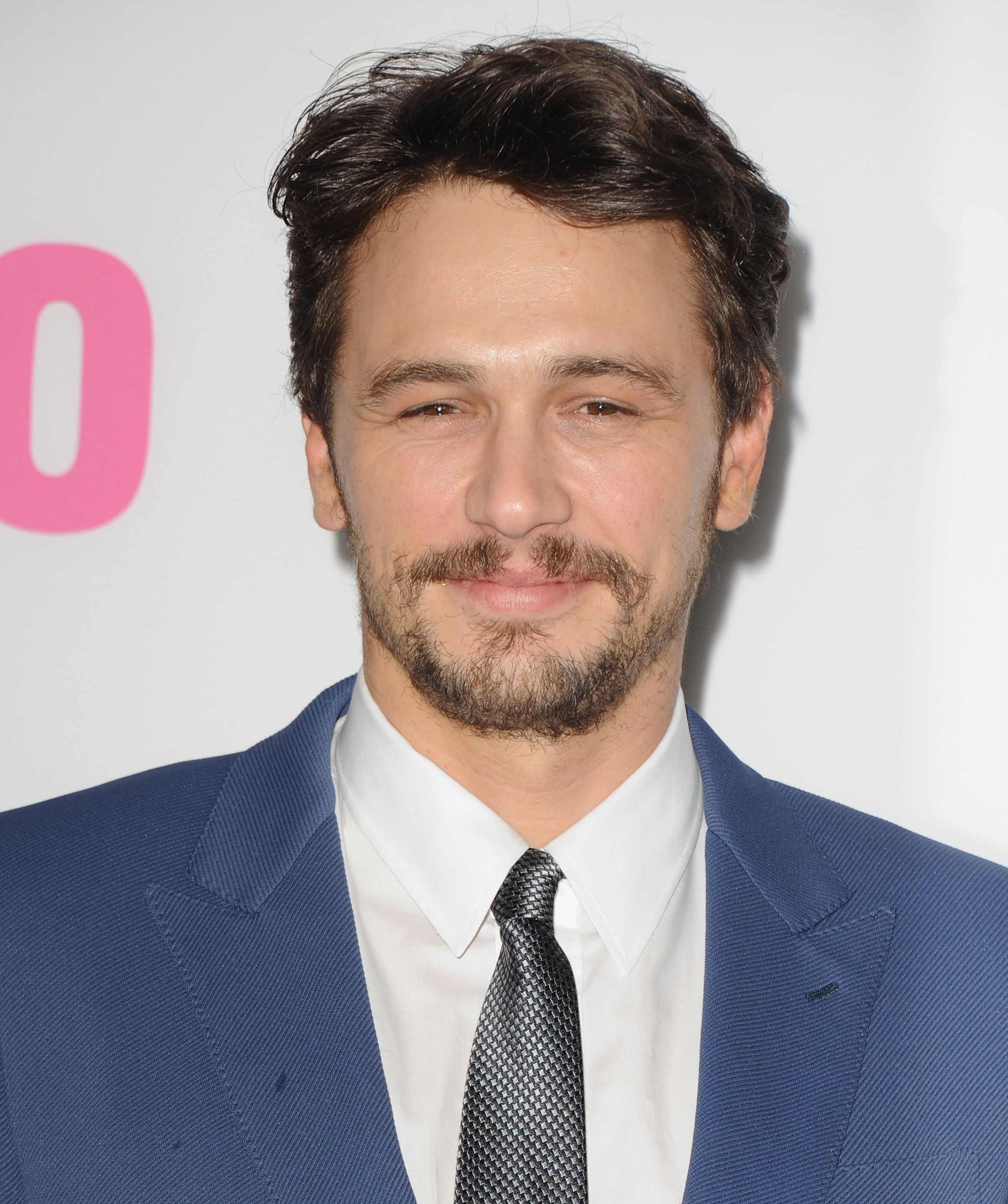 James Franco arrives at the Los Angeles Premiere  Palo Alto  at the DGA Theatre on May 5, 2014 in Los Angeles, California.