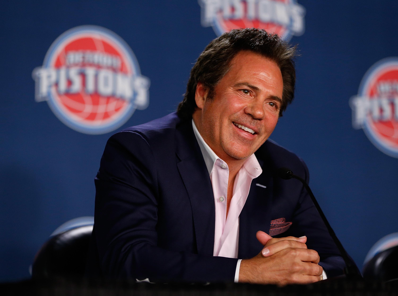 Tom Gores                                                              Detroit Pistons                                                              Worth: 2.7 Billion                                                              Forbes Ranking: 201