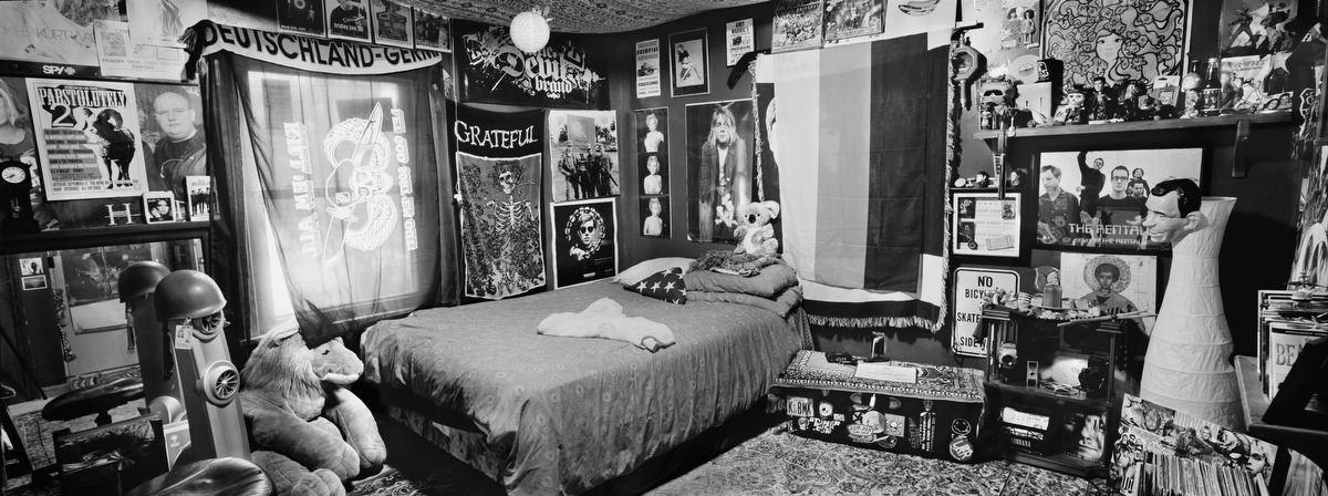 Army Spc. Ryan Yurchison, 27, died of an overdose at his drug dealers house after a tour of Iraq and struggling with PTSD, on May 22, 2010 in Youngstown, Ohio. He was from New Middletown, Ohio. His bedroom was photographed in Sept. 2011.