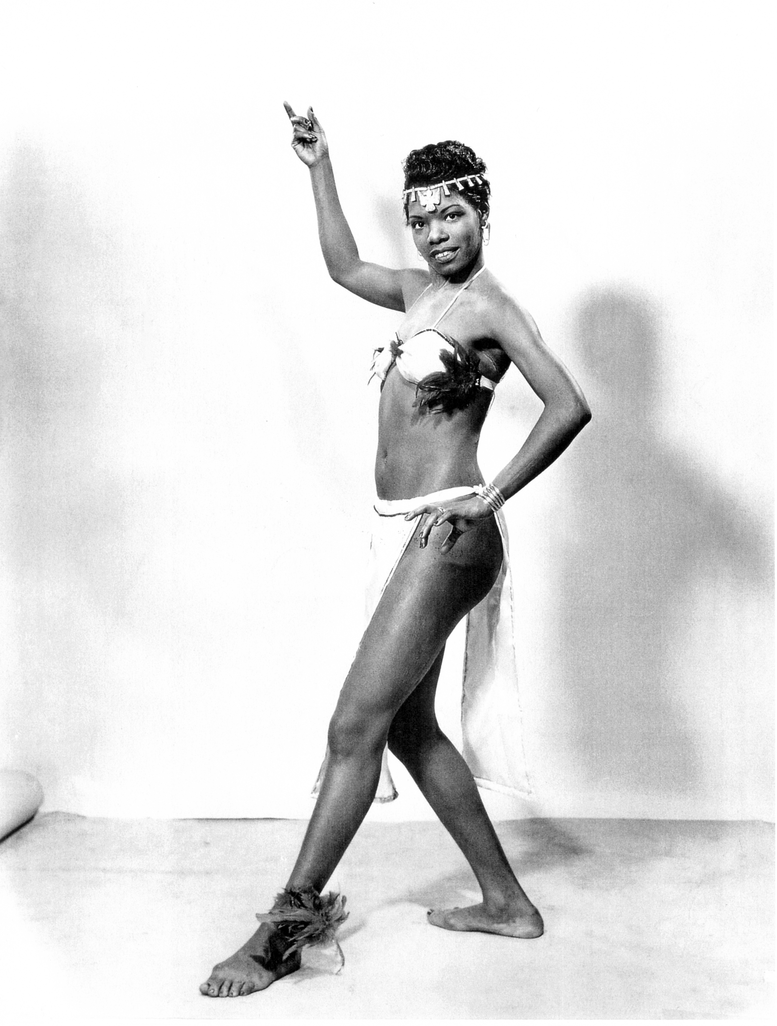 Before Angelou became a published author, she was a dancer. As a young single mother she sang and danced in nightclubs and was noticed by a theater group. Angelou's role in Porgy and Bess allowed her to tour  22 countries in the 1950s.