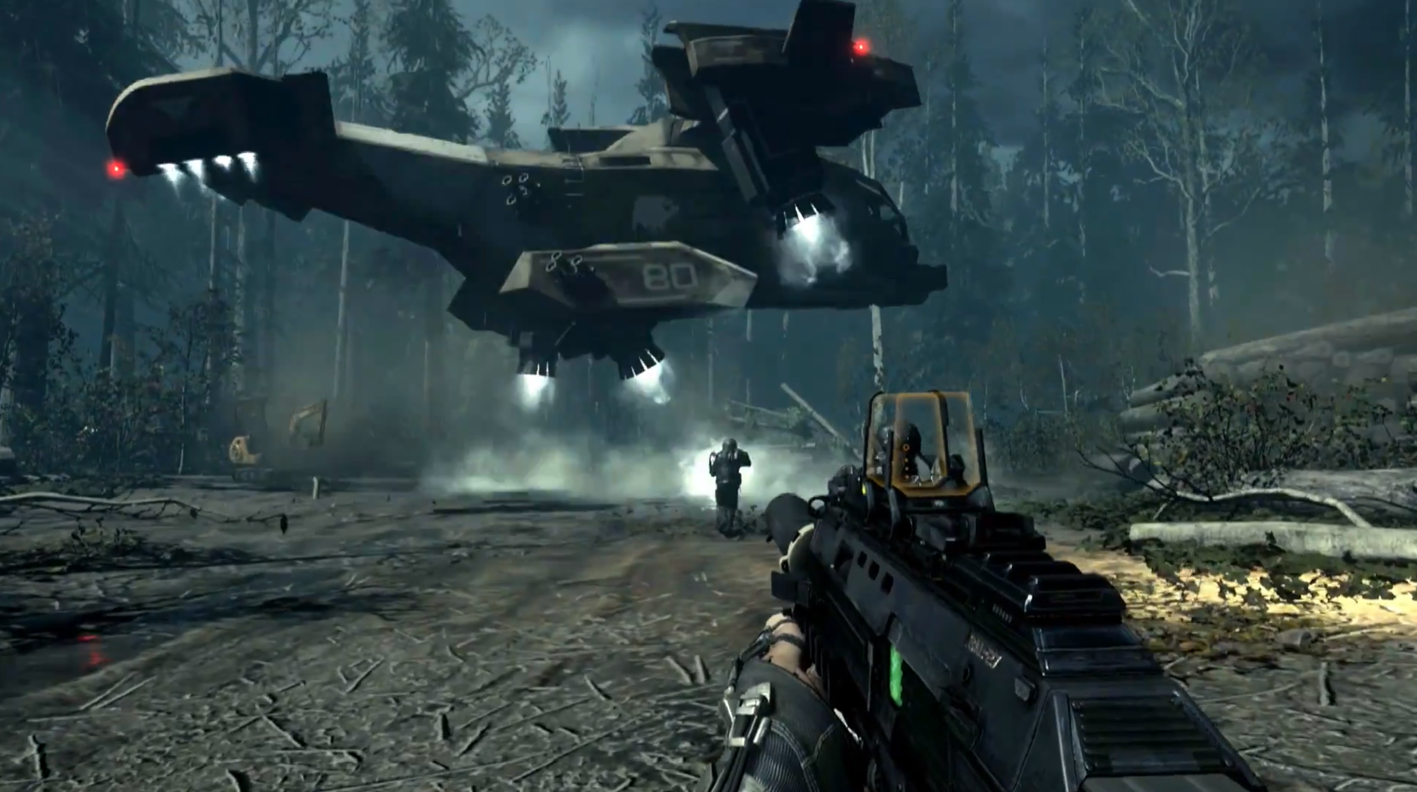 18 Hints From The Call Of Duty Advanced Warfare Trailer Time